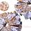 Thumbnail: Fortescue Luxury Scrunchie  UK Free Post