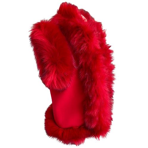 Valerie Children's Faux Fur Gilet 5/6 Years