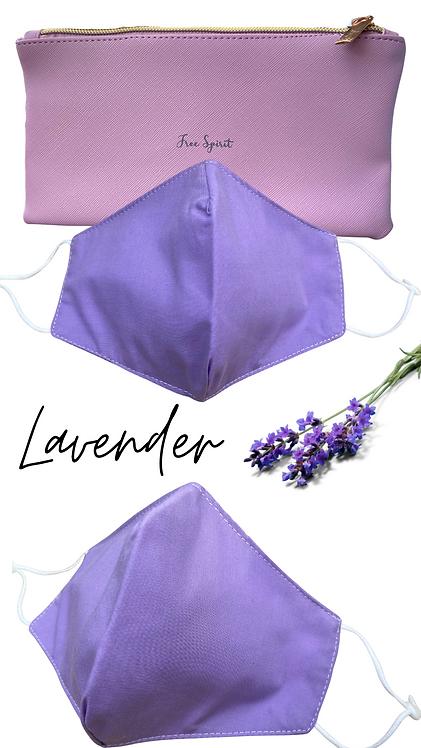Lavender Face Mask Retreat Set