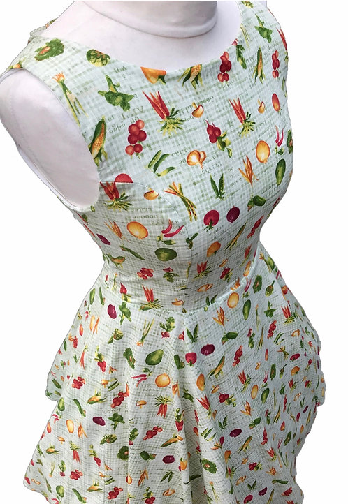 Vegetable Chowder Dress