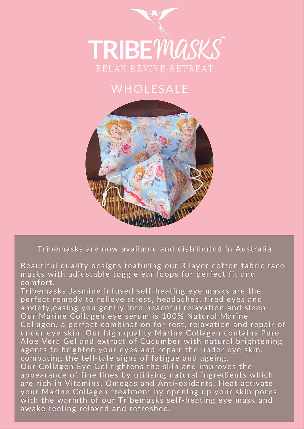 Tribemasks wholesale
