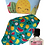 Thumbnail: Pineapple Face Mask Sanitiser & Carry Pouch