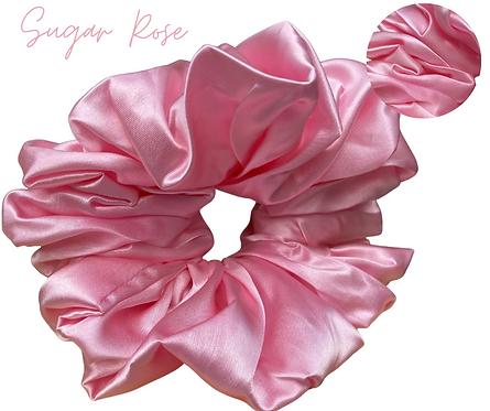 Sugar Rose Luxury Scrunchie  UK Free Post