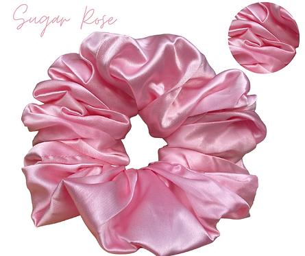 Sugar Rose Luxury Hair Scrunchie