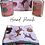 Thumbnail: Purple Hound Pouch Face Mask  Travel Pouch