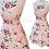 Thumbnail: Fleur Pink Floral Dress