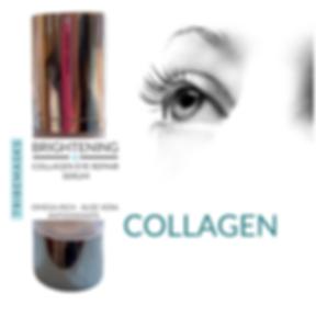 Tribemasks collagen eye serum