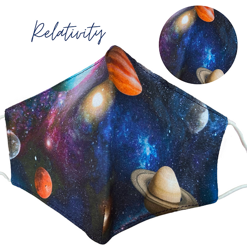 Relativity Face Mask