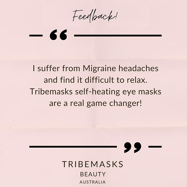 Tribemasks Beauty Australia Feedback