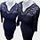 Thumbnail: Truffle Black Lace Dress