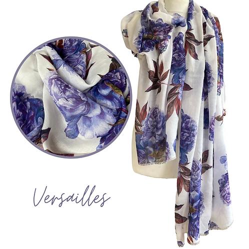 Versailles Luxury Cashmere Mix Scarf
