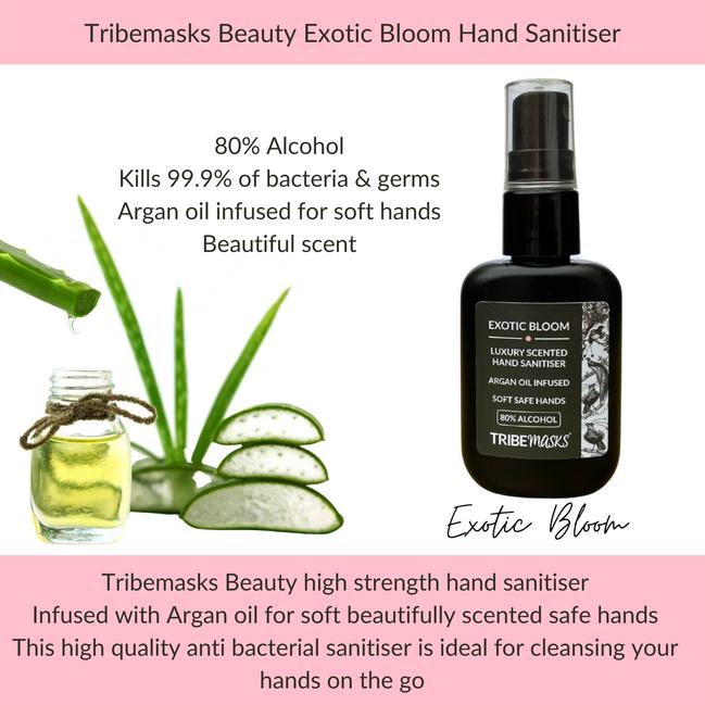 Tribemasks Australia hand sanitiser