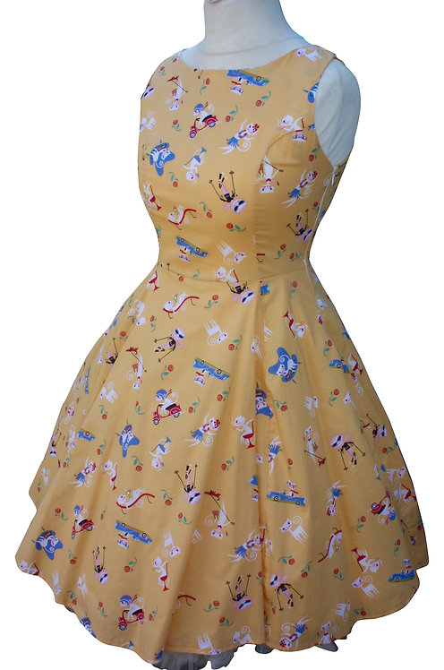 Cool For Cats Dress