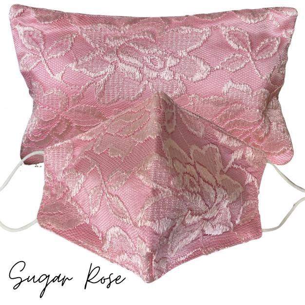 Sugar rose retreat set