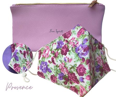 Provence Face Mask Travel Set