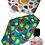 Thumbnail: Fruit Face Mask  Carry Pouch