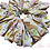Thumbnail: Cotton Tail Luxury Scrunchie  UK Free Post