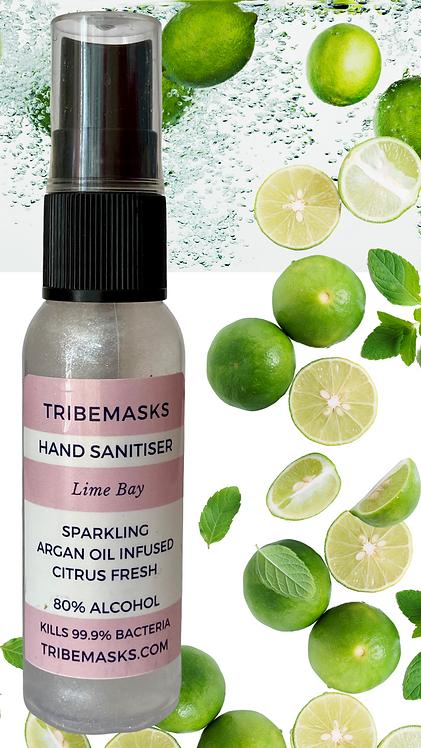 Lime Bay Luxury Hand Sanitiser