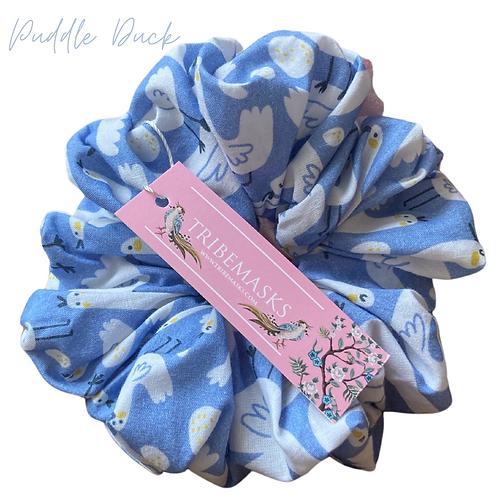 Puddle Duck Luxury Hair Scrunchie