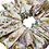 Thumbnail: Cotton Tail Face Mask & Scrunchie  UK Free Post
