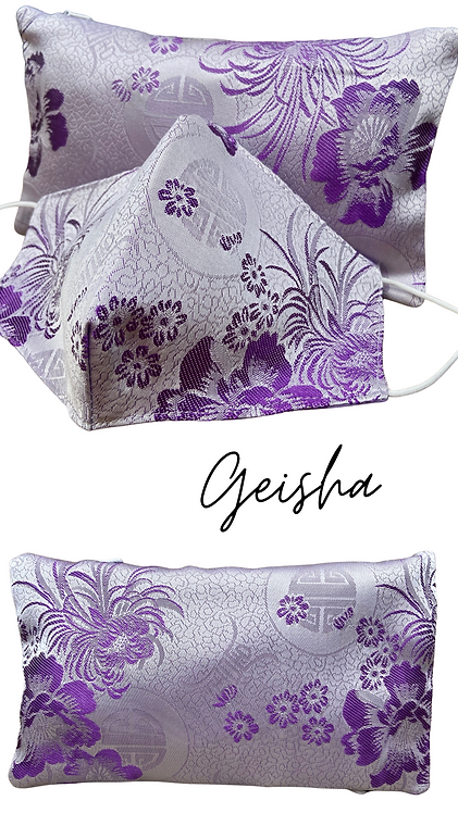 Geisha Face Mask Retreat Set