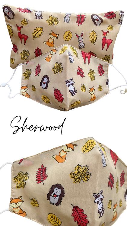 Sherwood Face Mask Retreat Set