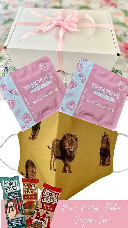 Moo Vegan Born Free Relax Gift set