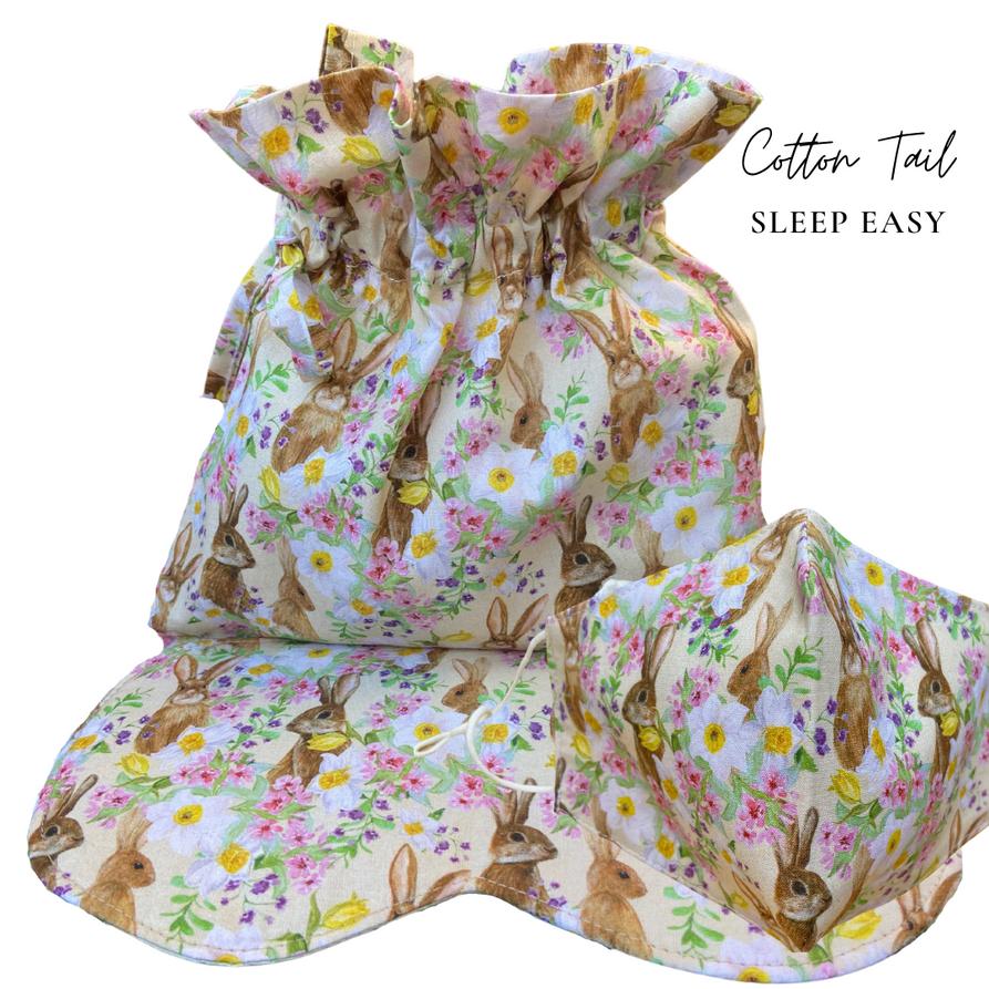 Sleep easy cotton tail retreat set