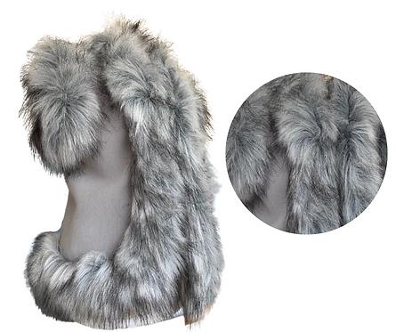 Esme Children's Faux Fur Gilet 3/4 Years