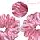 Thumbnail: Sugar Rose Luxury Scrunchie  UK Free Post