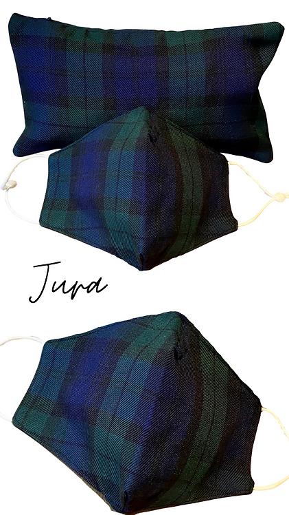 Jura Adult Face Mask Travel set