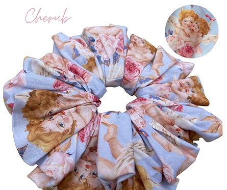 Cherub Luxury Scrunchie  UK Free Post