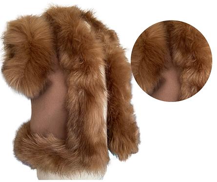 Truffle Children's Faux Fur Gilet 1/2 Years