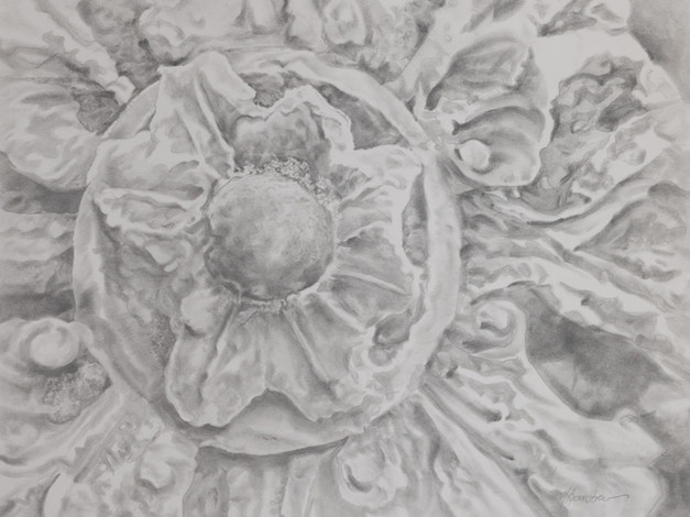 Flower Rosette-Architecture