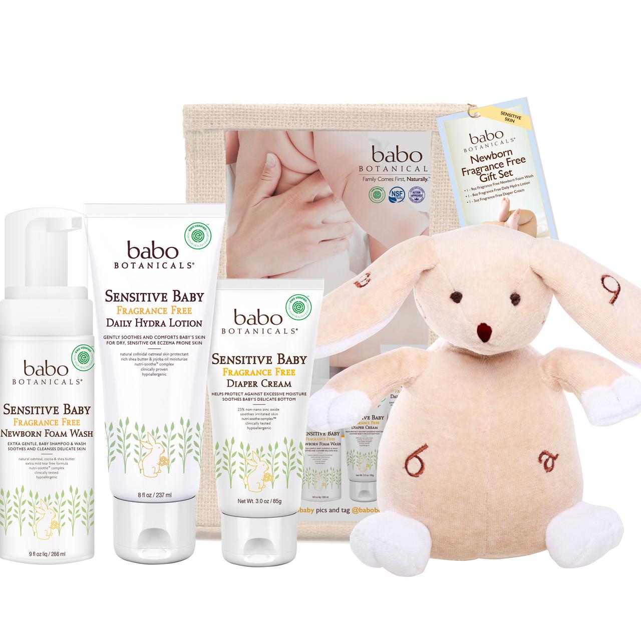 2018 Sensitive Baby Gift Set Bunny_RGB