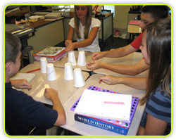 Kagan Structures and kids 6 group