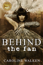 behind the fan ebook Bronze - Caroline W