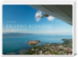 Buch Erlebnis Bodensee mit dem Zeppelin NT