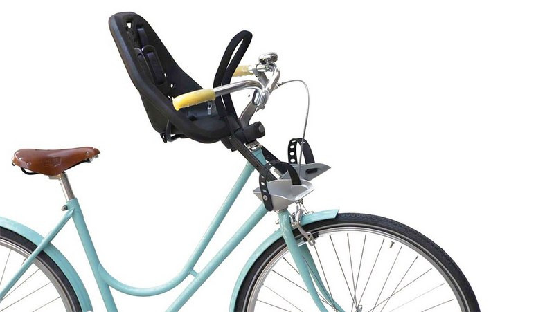 Thule front bicycle child seat