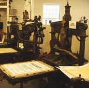 John Jarrold Printing Museum