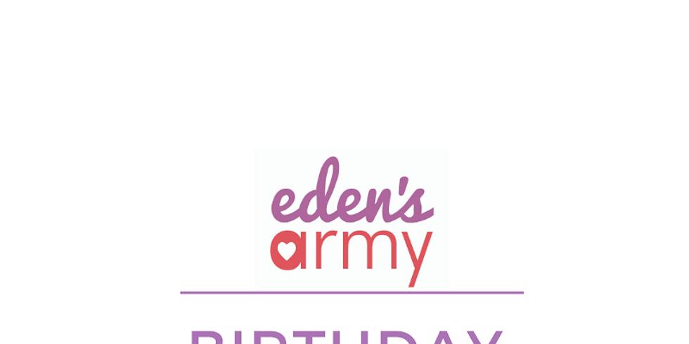Eden's Birthday Bash! 2019