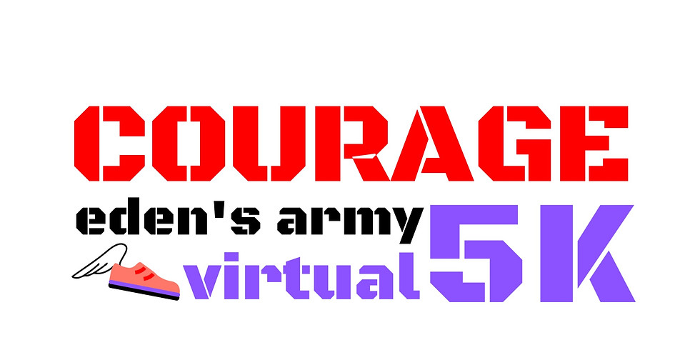 VIRTUAL Courage 5K!