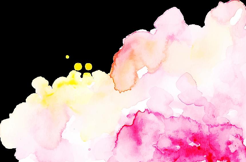 transparent-pink-watercolor-paint-petal-