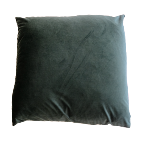 Emerald Velvet Pillow
