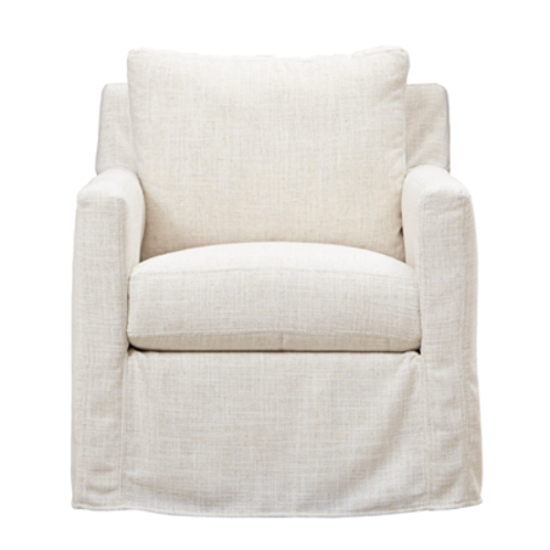 Mallory Outdoor Swivel Chair