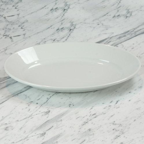 Standard White Large Platter
