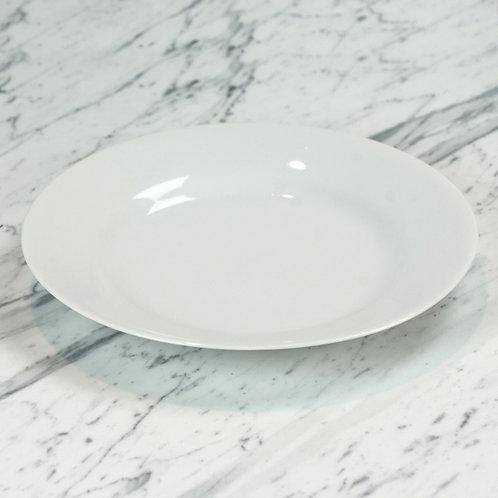 Standard White Dinner Plate
