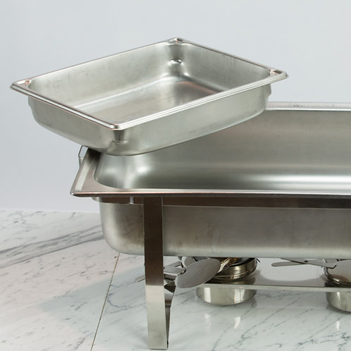 Food Pan Half Size - Wide