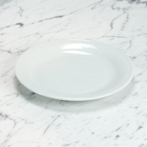Premium Basketweave Salad Plate