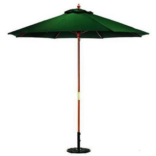 9' Green Market Umbrella